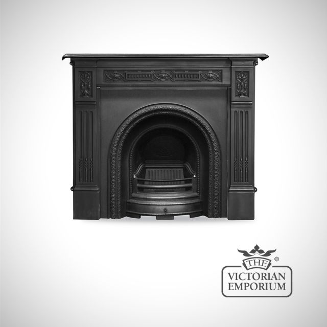 Scott Fireplace insert