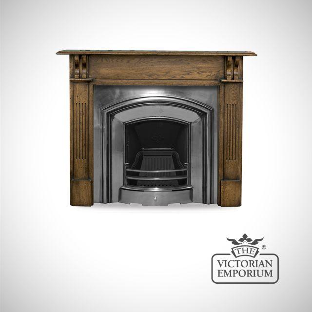 London Fireplace insert