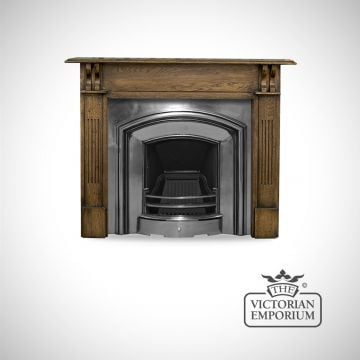 London Fireplace insert