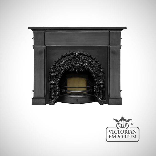 Rococco Fireplace insert