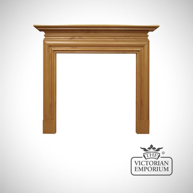 The Essex Wooden Fireplace surround - choice of pine and oak