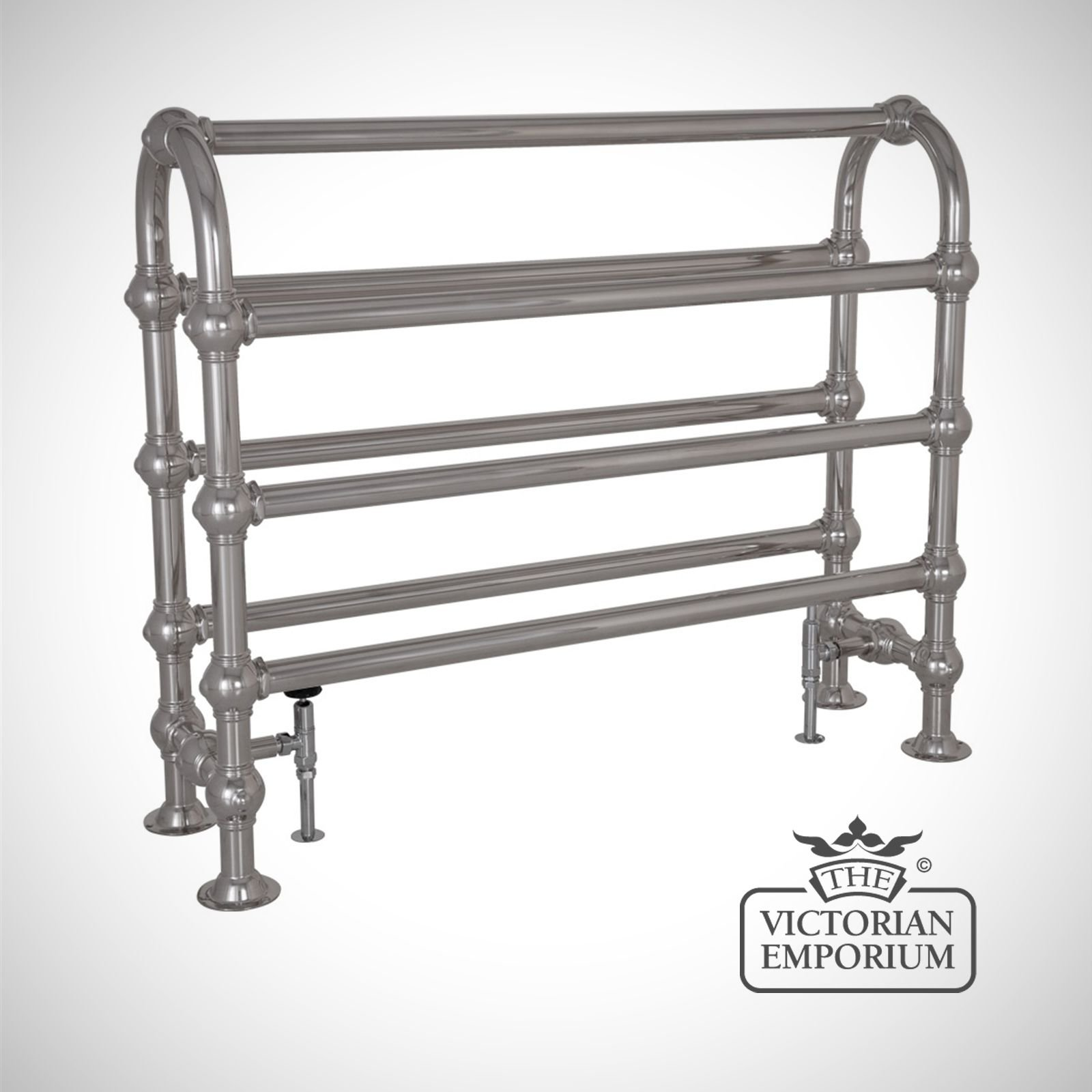 Carron Colossus Horse Steel Towel Rail For Sale: Grande Horse Heated Towel Rail 935x1125mm