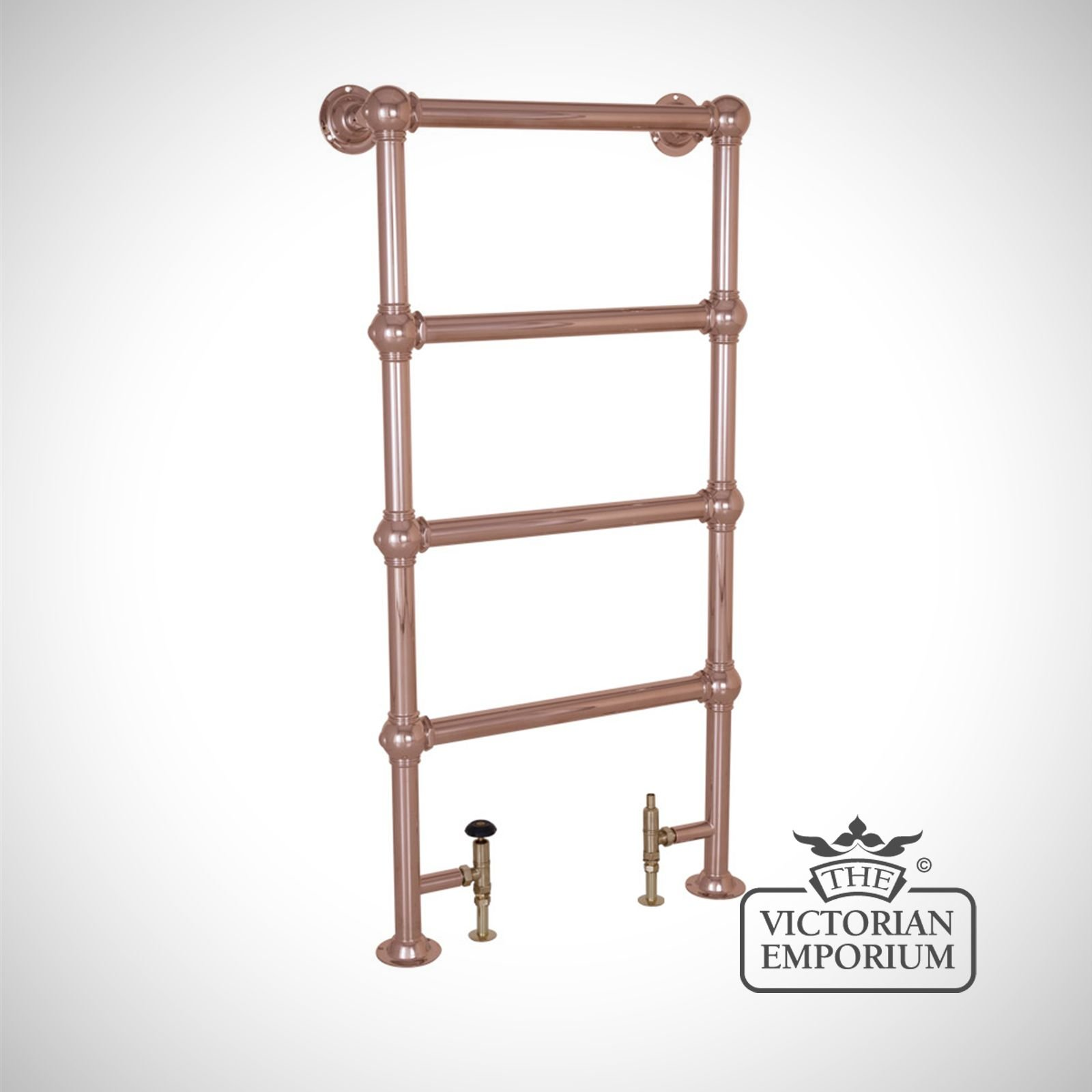 Carron Colossus Horse Steel Towel Rail For Sale: Grande Tall And Slim Heated Towel Rail 1300x650mm