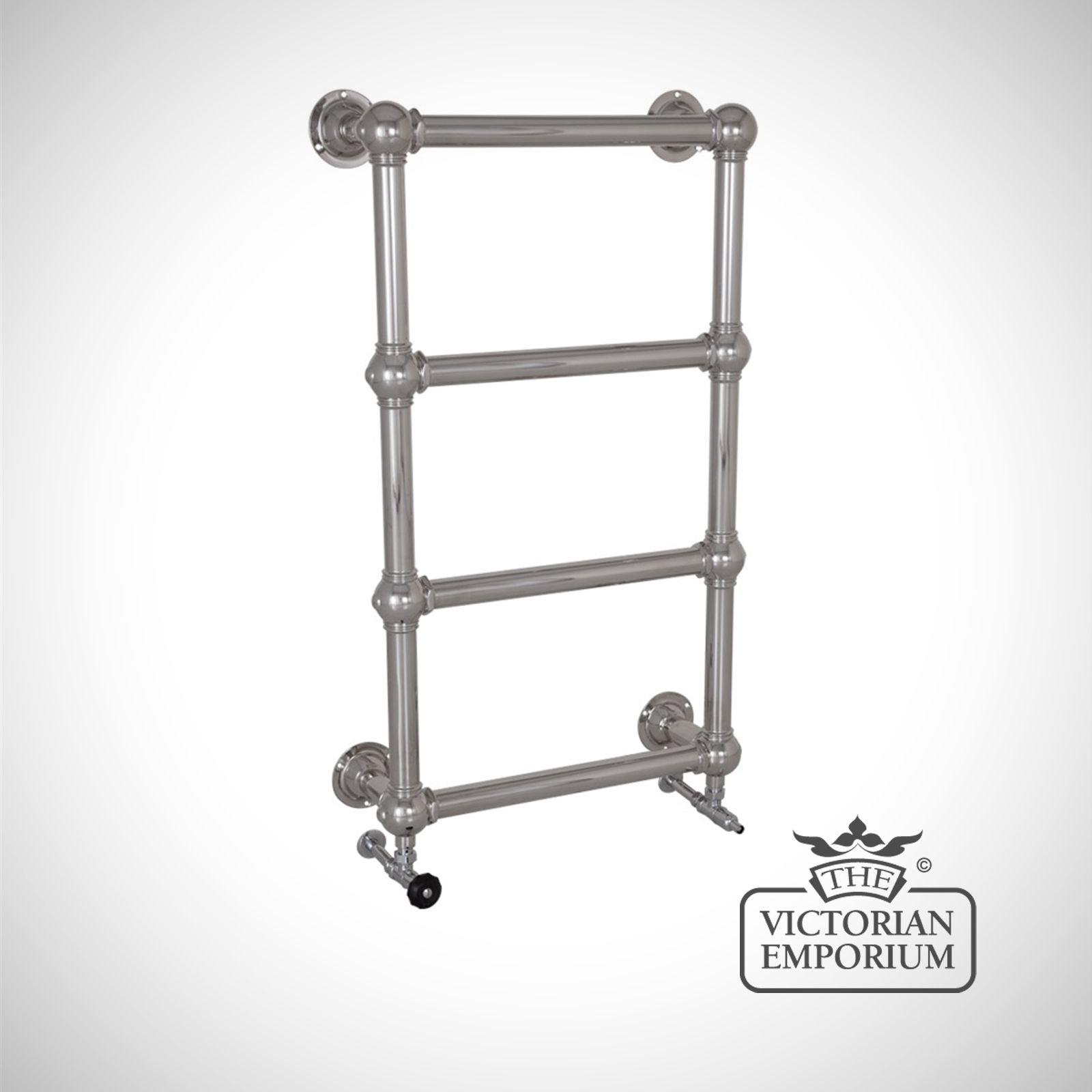 Carron Colossus Horse Steel Towel Rail For Sale: Grande Heated Towel Rail 1000x600mm