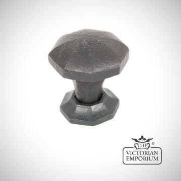 Beeswax octagonal cabinet knob