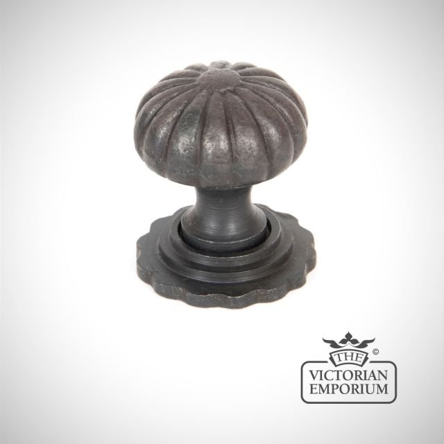Beeswax Cabinet Knob with Base