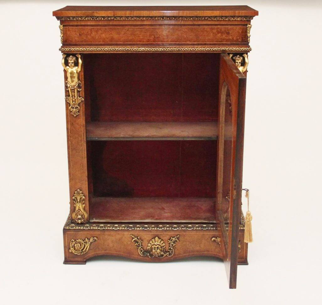19th century walnut cabinet cabinets and bookcases for 19th century kitchen cabinets