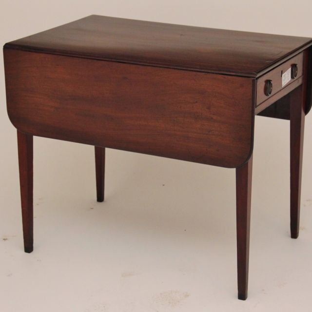 19th Century mahogany pembroke table