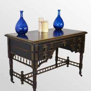 Double Sided Writing Desk - Aesthetic Period