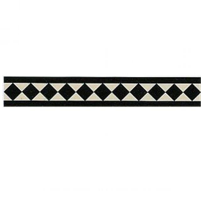 black and white border tiles for bathroom border tiles classic design outdoor floor tiles 25977