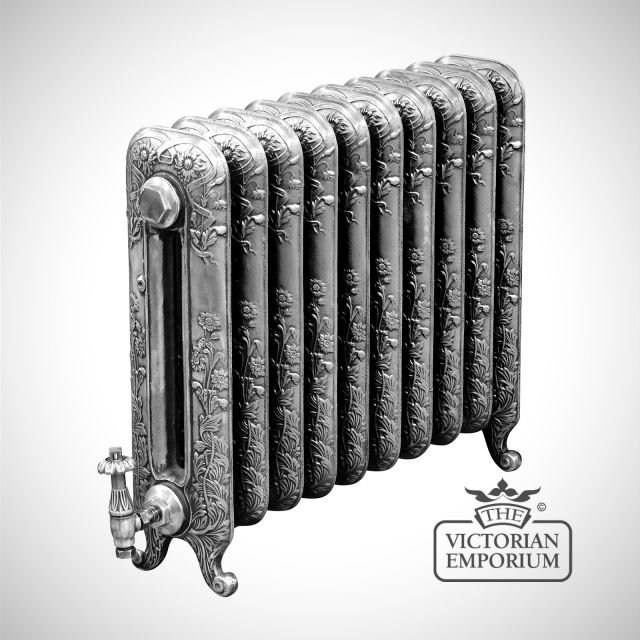 Daisies radiator 2 columns 595mm high