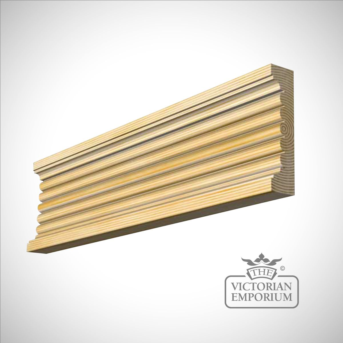 Trims, borders and panel mouldings - Wooden Mouldings | The ...