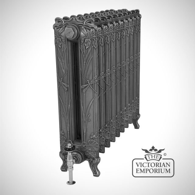 Dragonflies radiator 2 columns 790mm high