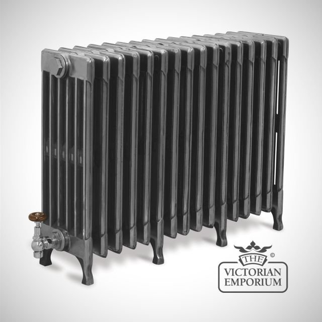 Late Victorian radiator 6 columns - 625mm high