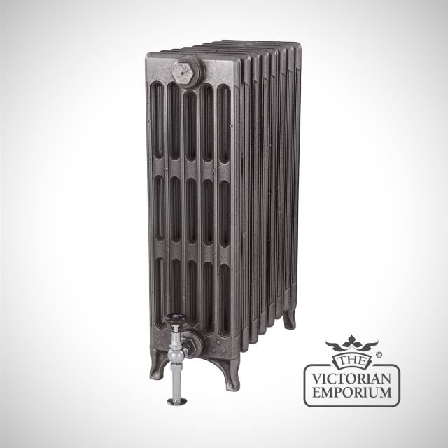 Late Victorian radiator 6 columns - 740mm high