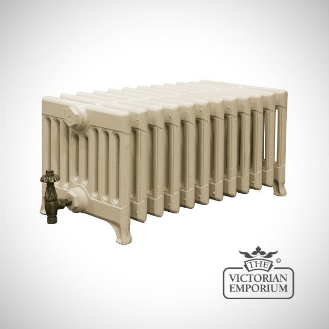 Late Victorian radiator 9 columns - 330mm high