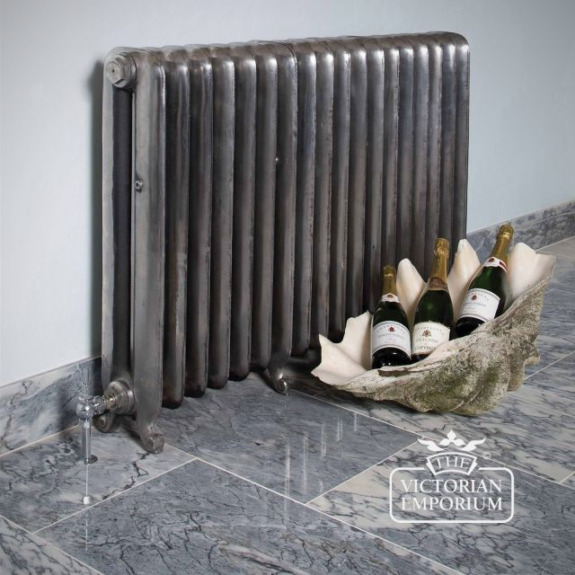 Duke radiator 2 columns 590mm high