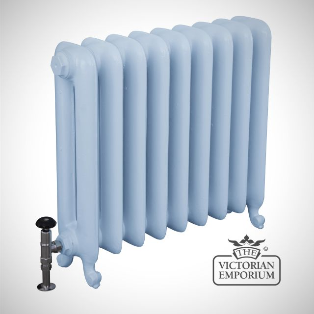Duke radiator 2 columns 785mm high