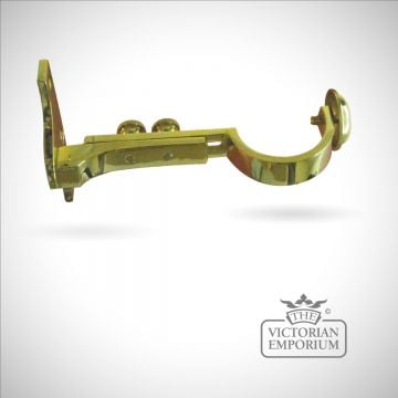 07-classical victorian pole bracket