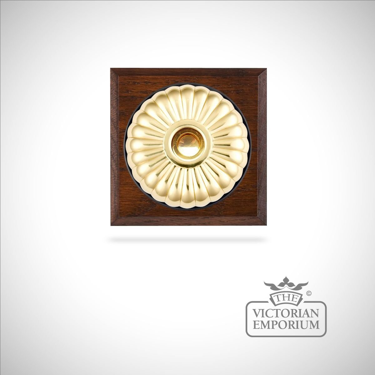 Reproduction victorian wallpaper guide the victorian emporium - Decorative Fluted Victorian Light Switch 1 Gang