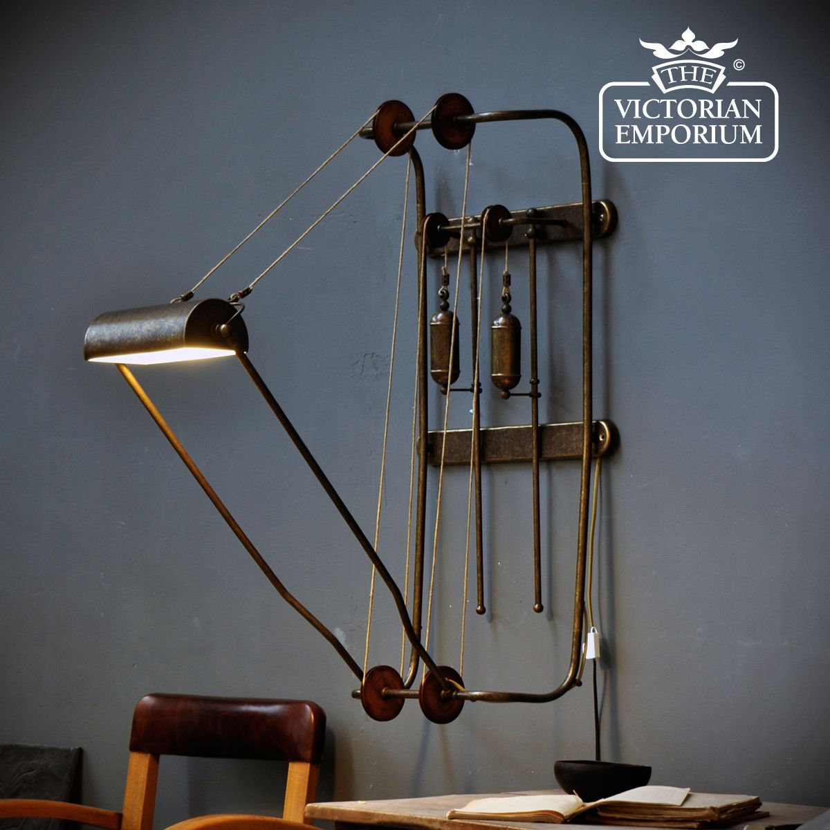Quirky wall lamp - Interior Wall Lights