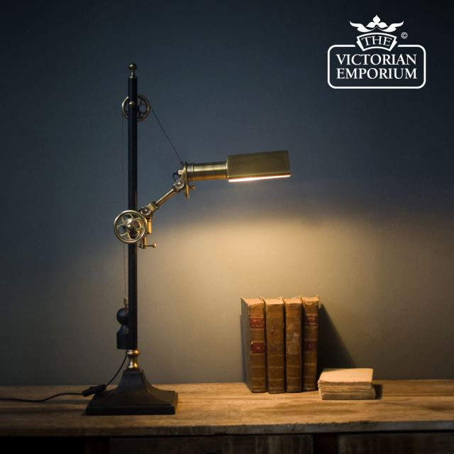 Locomotive lamp