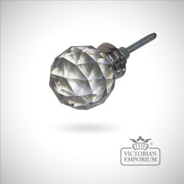 Crystal ball handle