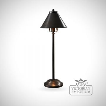 Provence stick lamp in Old Bronze