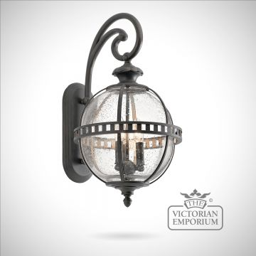 Hallaron medium wall light