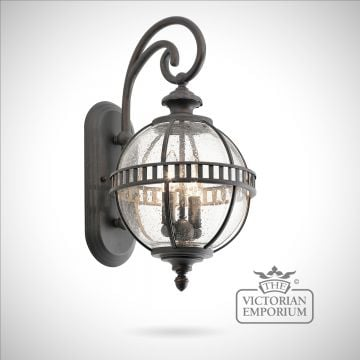 Hallaron small wall light
