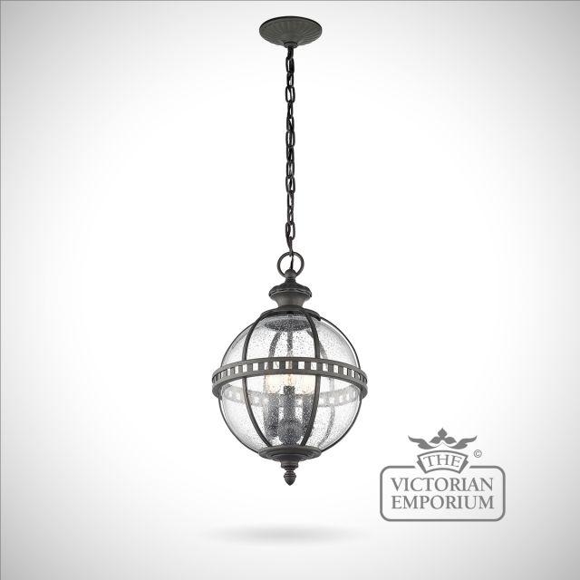 Hallaron chain lantern