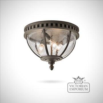 Hallaron ceiling flush mount light