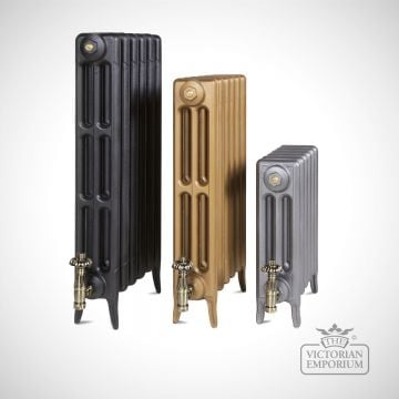Victorian radiator 645mm high - 3 column