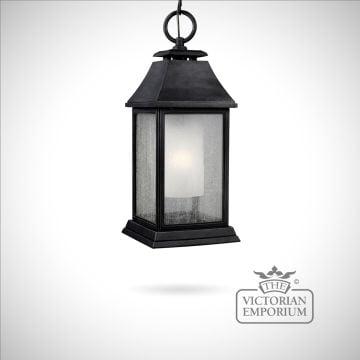Shephard ceiling chain lantern