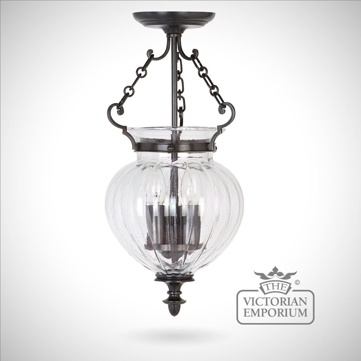 classic glass lantern small interior ceiling and hanging lights