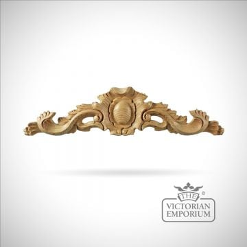 Victorian Pediment Frieze