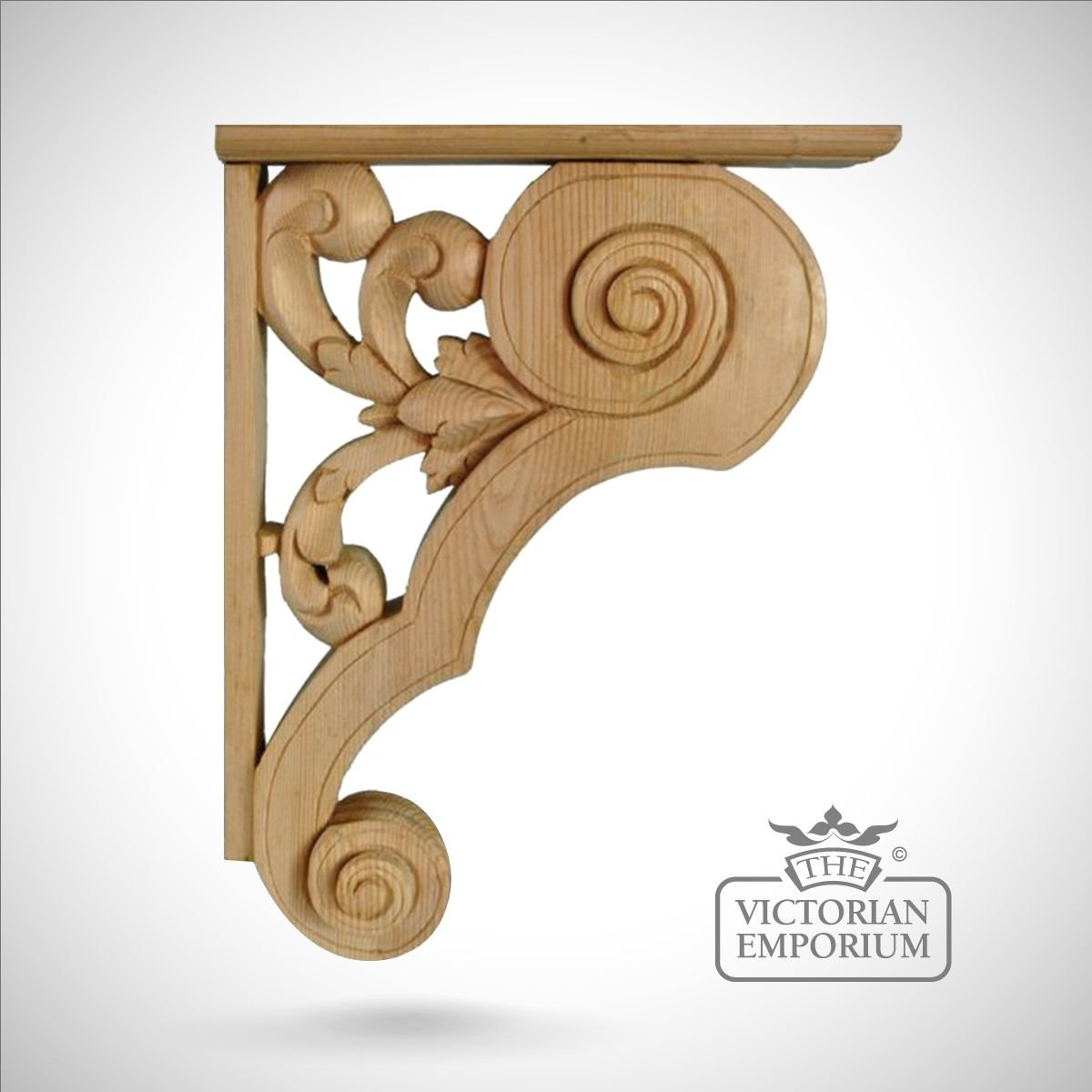 Large decorative pierced bracket corbels for Architectural corbels and brackets
