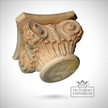 Extra Large Corinthian Column Capital