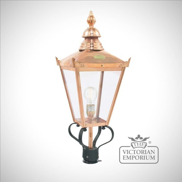 Chelsea Copper Lantern (head only)