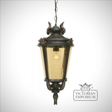 Baltimore large chain lantern