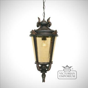 Baltimore large chain lantern