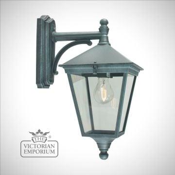 Turin Wall Lantern - Verte