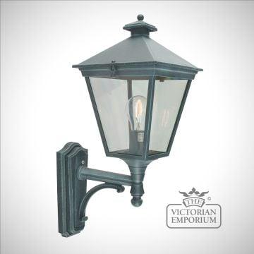 Turin Up Wall Lantern - Verte