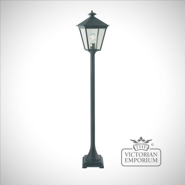 Turin Pillar Lantern - Verte
