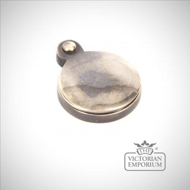 Antique Brass Round Escutcheon