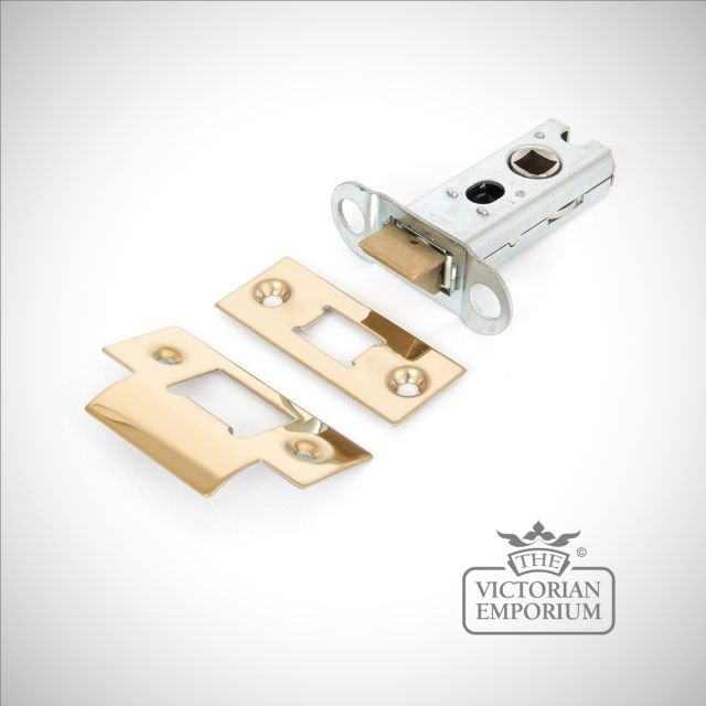 Brass 2'' Heavy Duty Latch