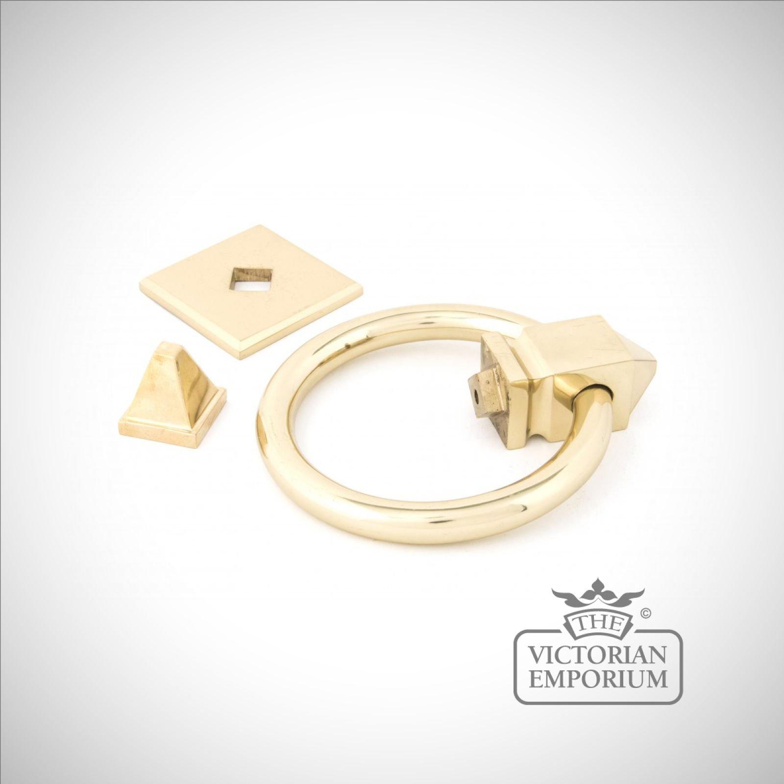 Brass Ring Door Knocker · Brass Ring Door Knocker ...