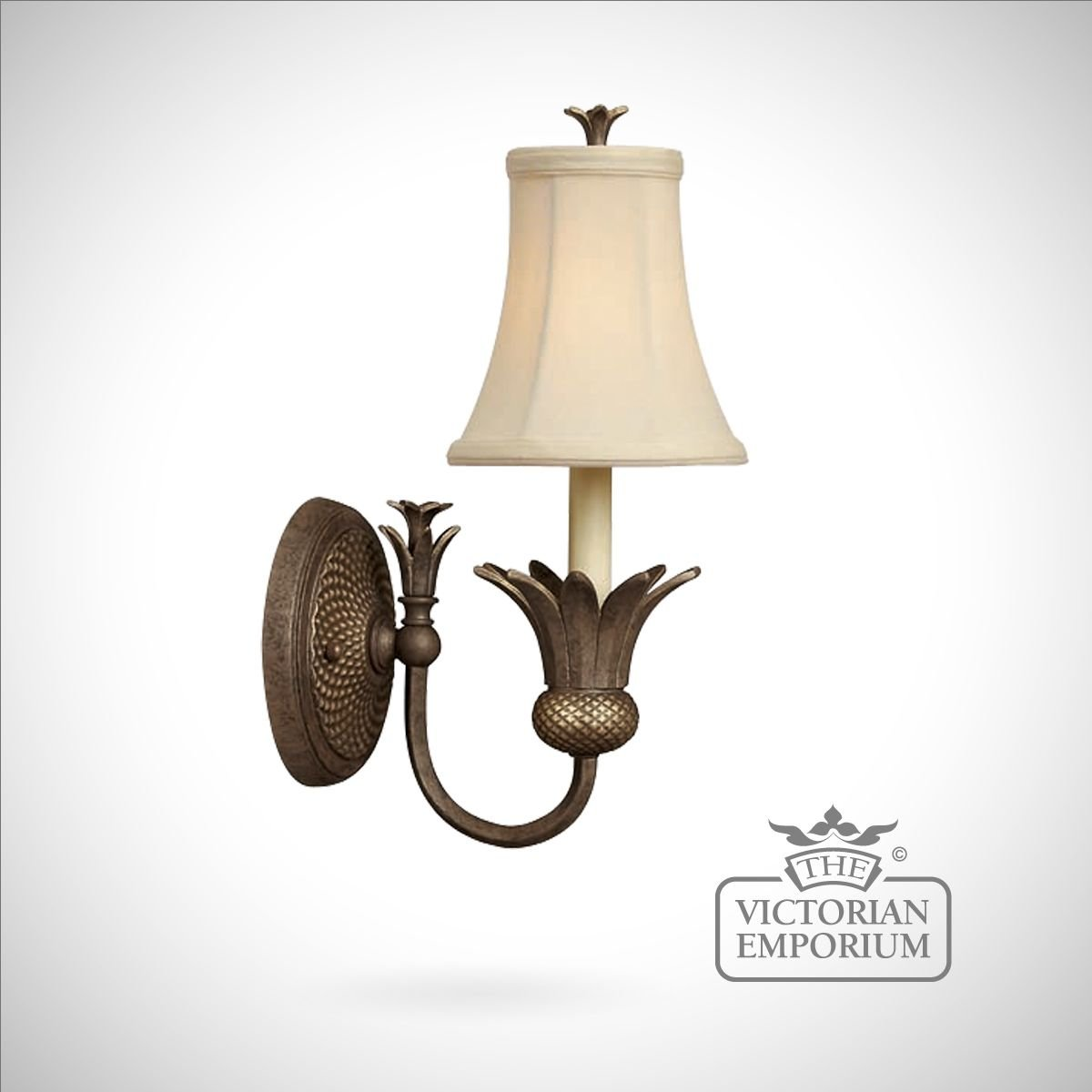 Large Decorative Wall Lights : Plantation style wall sconce Interior Wall Lights