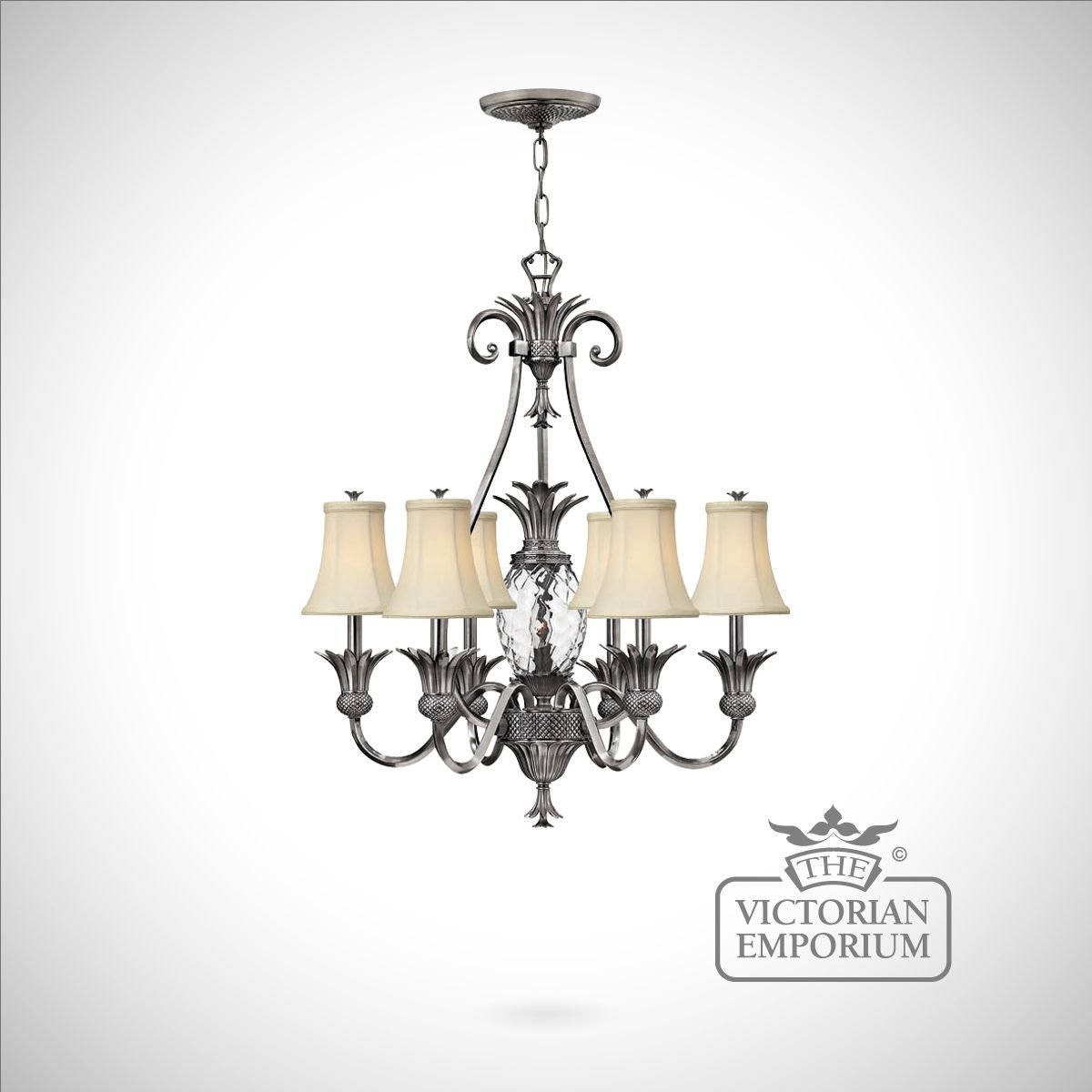 plantation style medium chandelier interior ceiling and