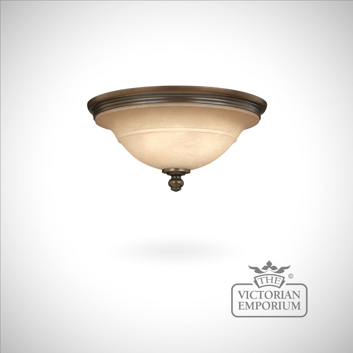 Olde Bronze Flush Ceiling Light Interior Ceiling And